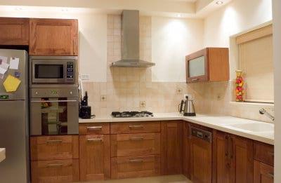 the kitchen room modern design